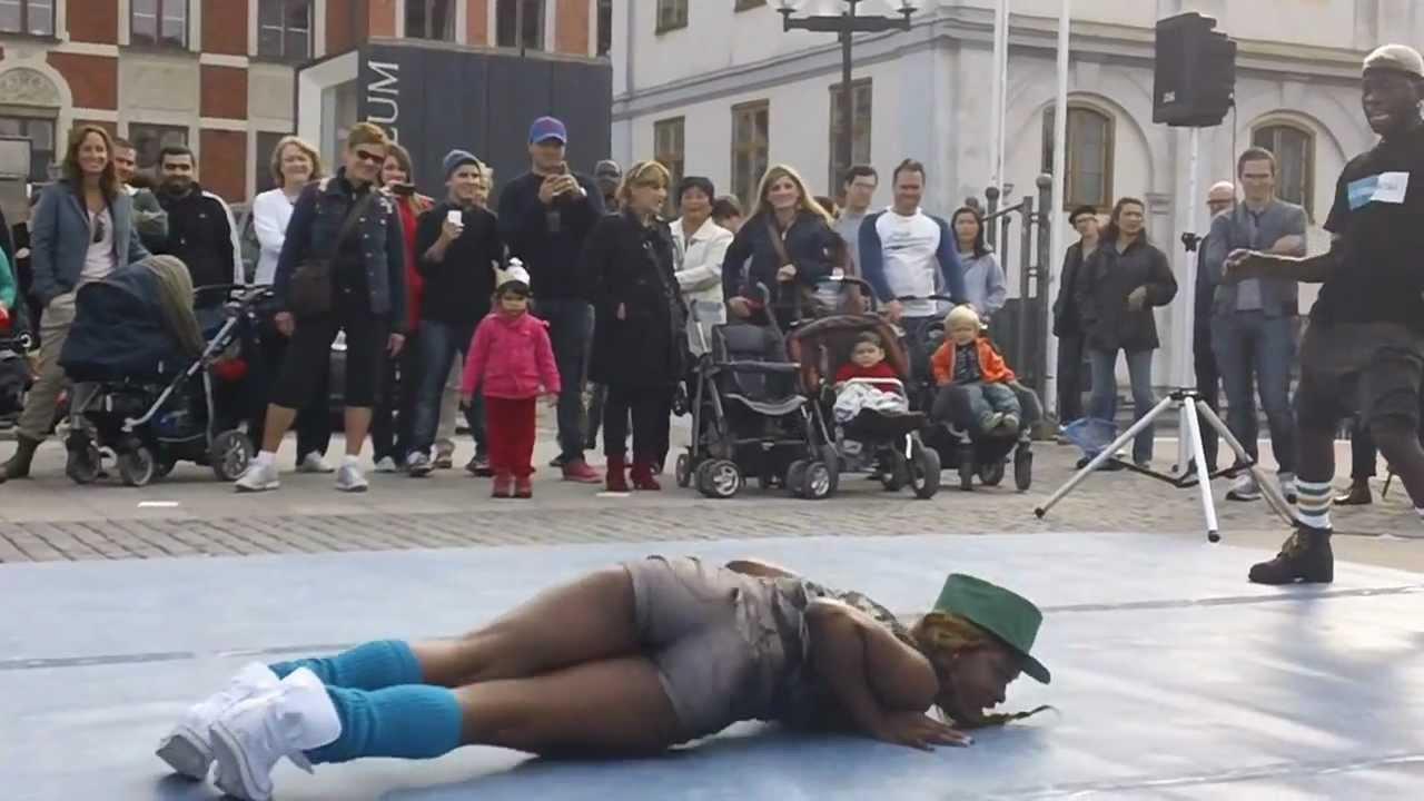 Os Kuduristas Sweden Street Exhibition
