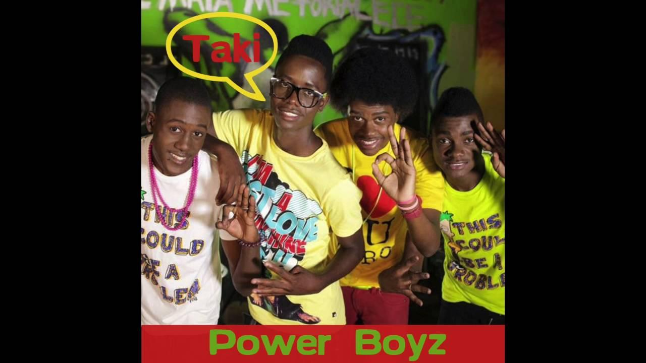 Power Boyz - Taki (Official Music) ► Afro House 2016