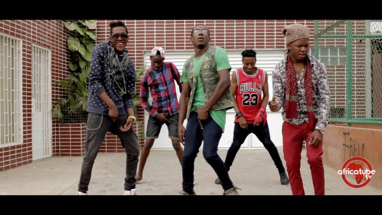 Scro Que Cuia feat Limas Do Swagg & Elastico - Olha Ja Feichou (Official Music Video) ► Kuduro