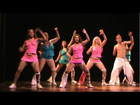 Instituto Dance &amp; Art - Dic 2010 - Danza Kuduro