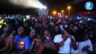 """Grupo Zona 5 fazem historia no evento """"Red Respect Luanda"""""""