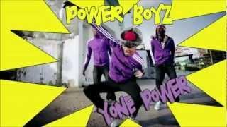 Power boyz - todo mundo no chão (Official)